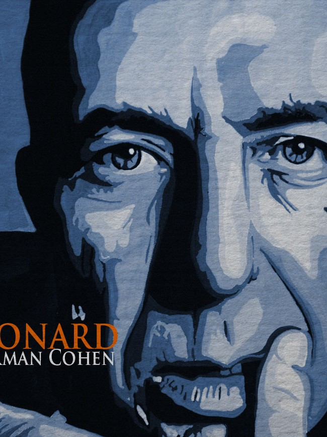 Leonard cohen-Featured