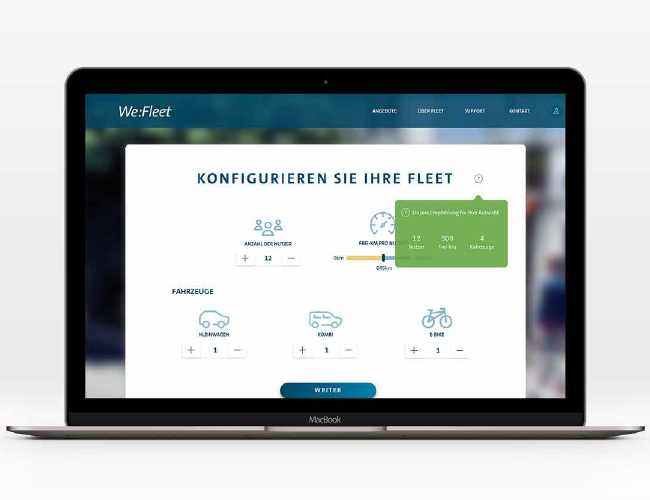 VW Webpage